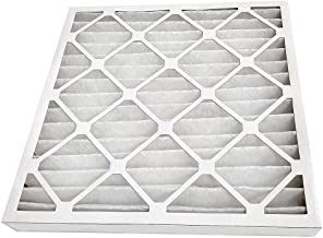 product image for Global One AIR HANDLER 14x24x1 Pleated Air Filter, MERV 7 (Case of 12)