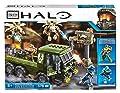 Mega Bloks CND03 - Halo Covenant Drone Outbreak 378 Piece Building Set with 4 Action Figures