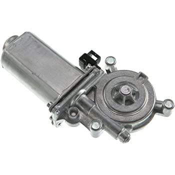 A-Premium Power Window Lift Motor Compatible with Buick LeSabre Cadillac Chevrolet Beretta Tahoe GMC 1990-2002 Side 2-PC