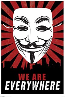 Best guy fawkes mask poster Reviews