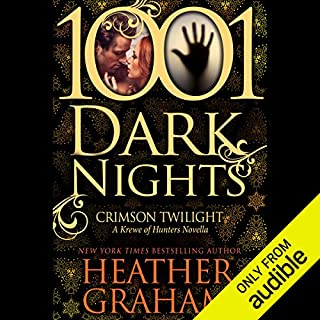 Crimson Twilight                   By:                                                                                                                                 Heather Graham                               Narrated by:                                                                                                                                 Paul Boehmer                      Length: 3 hrs and 8 mins     146 ratings     Overall 4.3