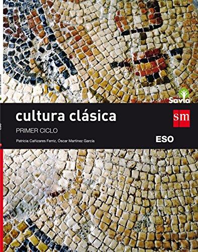 Cultura clásica I. ESO. Savia - 9788467586855
