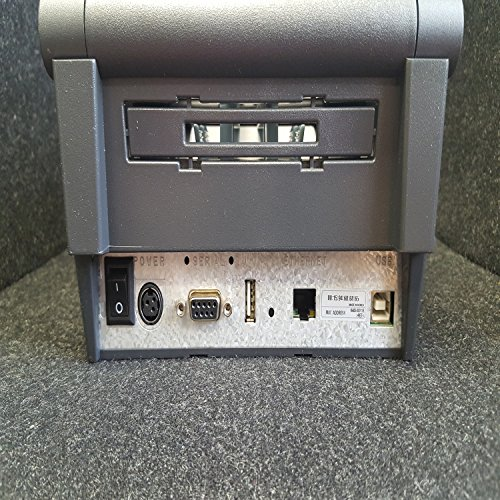 Bixolon Slp-dx420eg Bixolon, SLP-DX420, Label Printer, Noir, Ethernet, USB, 6ips, DT, 203dpi, bloc d'alimentation, 3ans de garantie