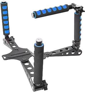 MARSRE Foldable DSLR Shoulder Rig Film Making System Camera Shoulder Mount/Shoulder Support Pad for Digital SLR Camera and Camcorder