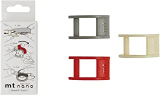 カモ井加工紙 tape cutter nano 15mm×3set