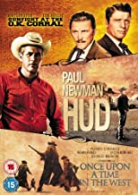 Gunfight At Ok Corral / Hud / Once Upon A Time In The West [Import anglais]