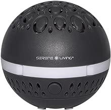 serene living breezy portable usb ultrasonic diffuser