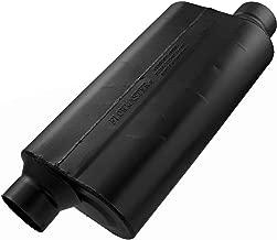 Flowmaster 953558 50 H.D. Muffler - 3.50 Offset IN / 3.50 Offset OUT - Moderate Sound