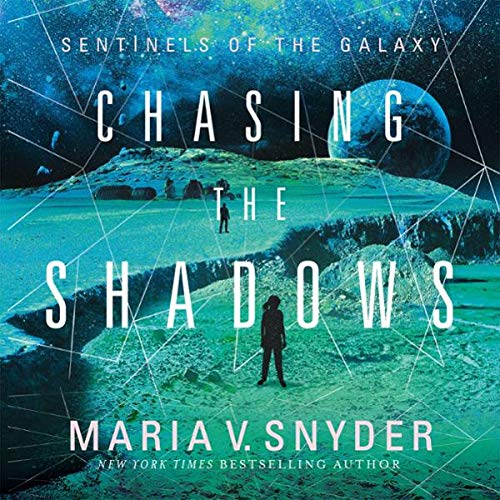Chasing the Shadows audiobook cover art