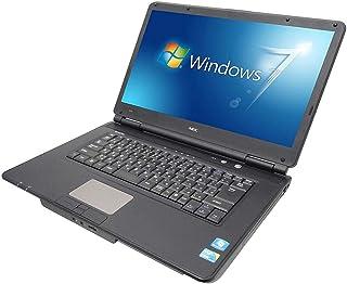【Microsoft Office 2010搭載】【Win 10搭載】NEC VY22G/X-A/新世代Core i3 2.26GHz/メモリ4GB/HDD160GB/大画面15.6インチ/無線LAN搭載/中古ノートパソコン