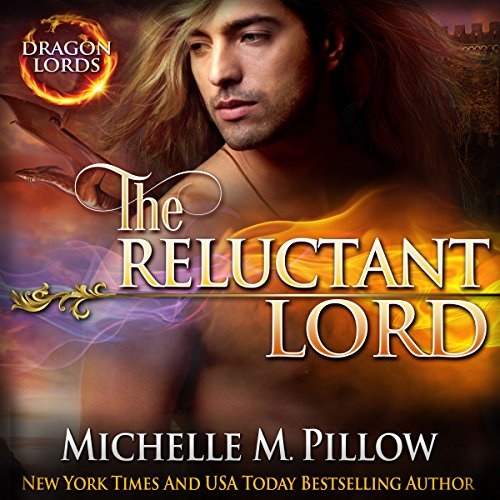 The Reluctant Lord audiobook cover art