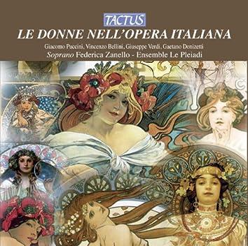 Le Donne Nell'Opera Italiana - The Women in the Italian Opera
