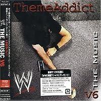 WWE The Music Vol.6 (初回限定生産)