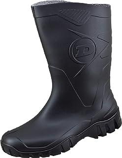 Dunlop Protective Footwear Bottes en caoutchouc unisexe Dee pour adulte avec sac à saleté de qualité supérieure en 100 % c...