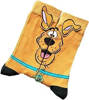 Calcetines de fantasía para hombre (talla única, 39 - 45 y mujer 34 - 40)