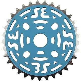 SE BIKES Chainring 1pc 33T 1/8 Alloy - CW-1499M-33T