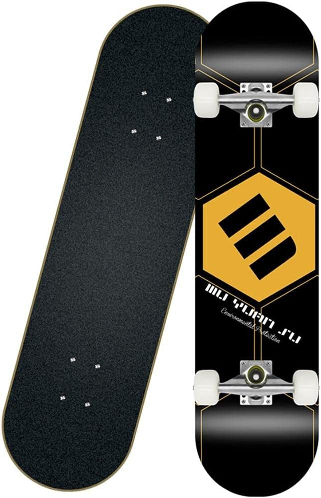 PUTEARDAT Super sale period limited standard OFFicial skateboards - 31.5in Layer trick skateboard 7