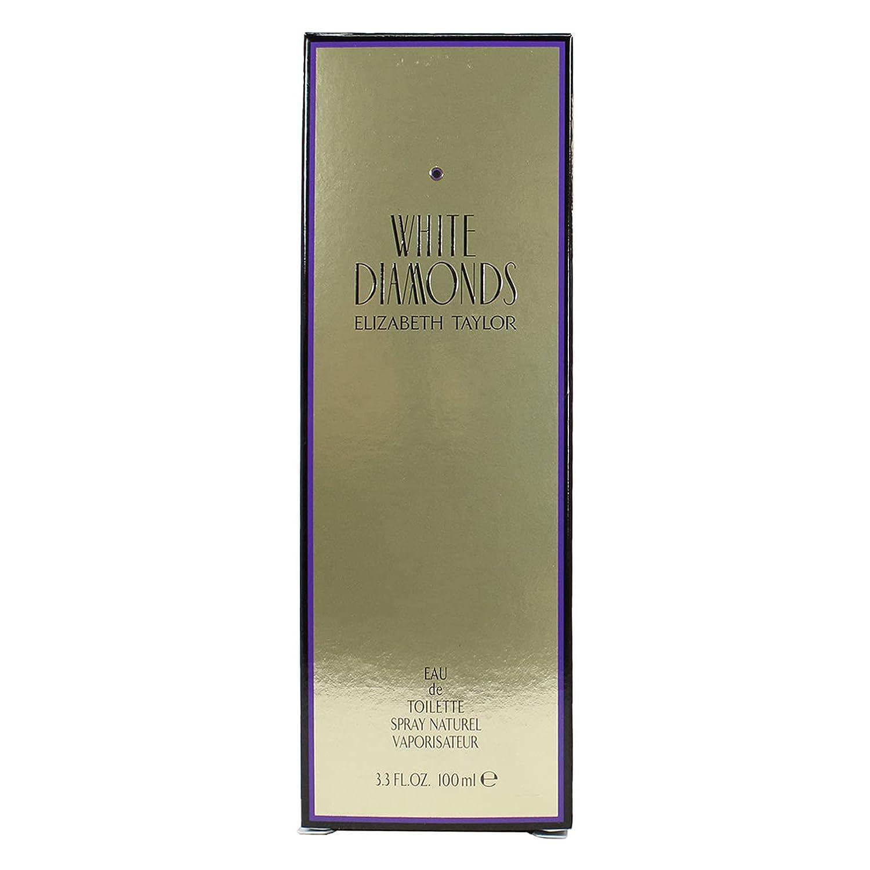 WHITE DIAMONDS by Elizabeth Taylor EDT WOMEN Max 54% OFF SPRAY 3.3 for Super intense SALE OZ