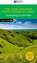 The Home Counties from London by Train Outstanding Circular Walks (Pathfinder Guides) (72)