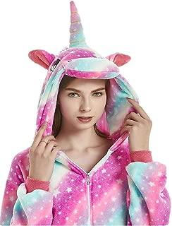 Dona-Brayman Unisex Adult Pajamas Onesies Animal Cosplay Costume Homewear Lounge Wear