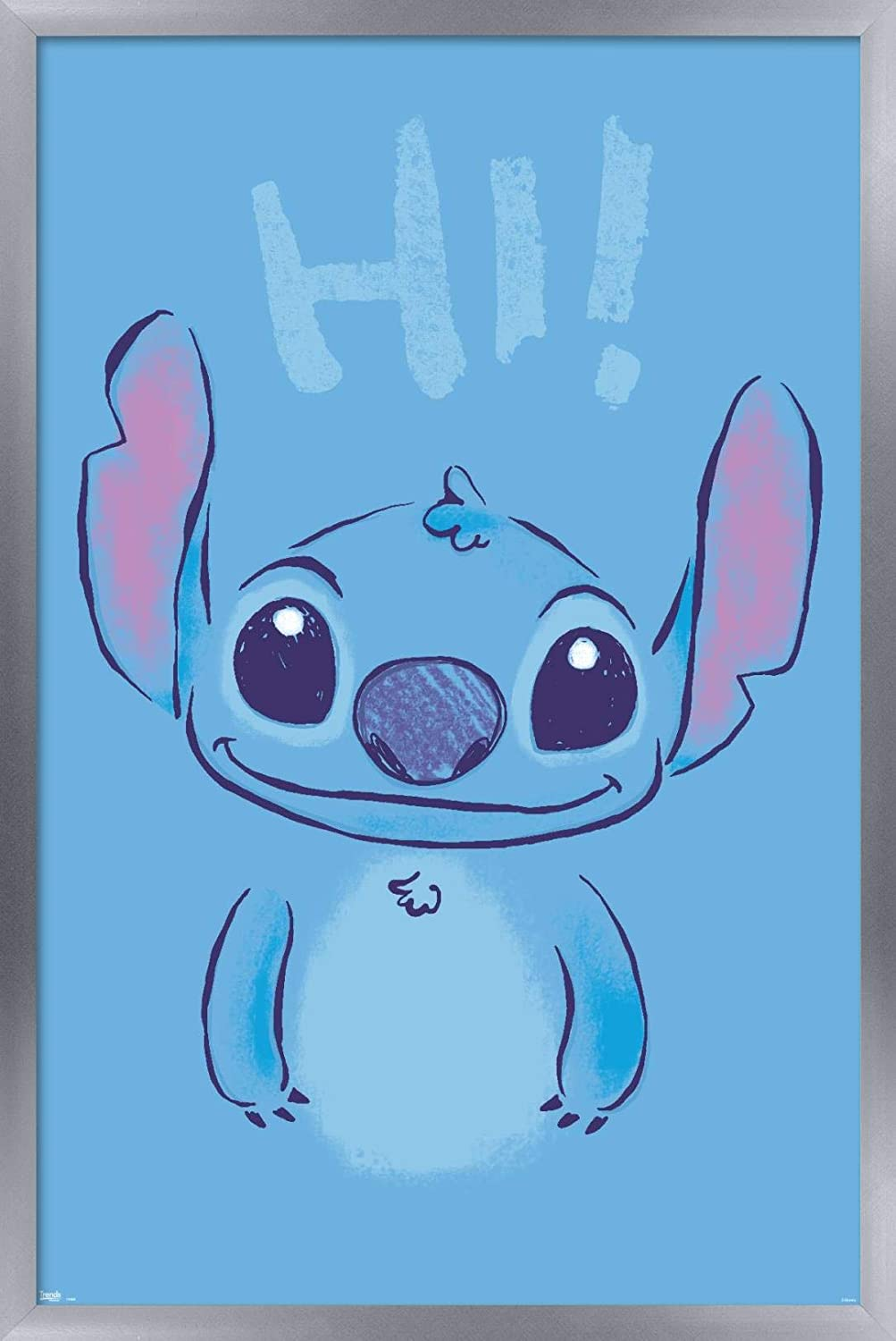 Trends International Disney New York Mall Lilo and Stitch Wall Hi Poster Selling rankings - 22