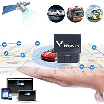 4G OBD2 GPS Tracker Device TK826 Car GPS Tracking Device Real-time GPS Tracker with Data Monitoring Diagnosis Geo-Fence Movement Alarm Over-Speed Alarm