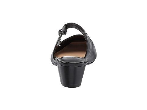 Black Leather Renee Women/'s Blandina  5 Details about  /J