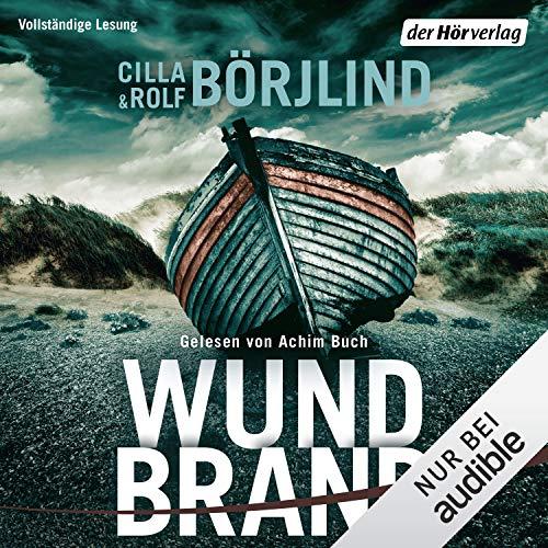 Wundbrand audiobook cover art