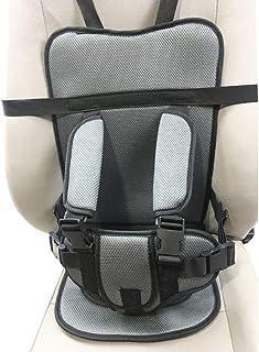 ForceSthrength Universal Autositz Kopfst/ütze Pad Leder Kopf Nackenst/ütze Kissen Kissen 2 Teile//Satz Schwarz