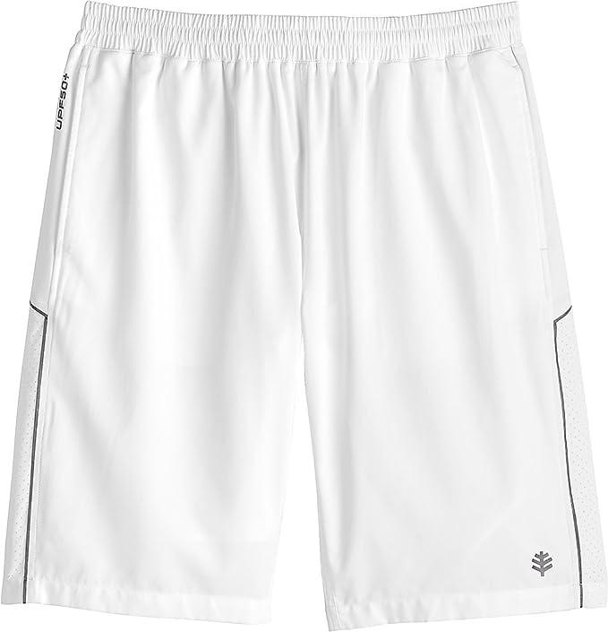 Sidiou Group Anti UV Protection UPF30 Shorts de Sport Homme Respirant Shorts S/échage Rapide Shorts Fitness Entra/înement Casual /Élastique Taille Pantalon Capri Pantalons D/écontract/és pour Hommes