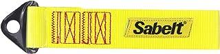 Sabelt SBCCAC0028 Tow Band 2, 9 Tonnen Maximale Belastung, Gelb