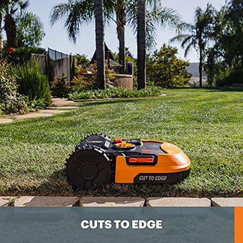 Worx WR147 Landroid M 1/4 Acre Robotic Lawn Mower