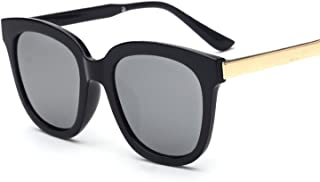Europe and the United States retro metal legs sunglasses men and women reflective sunglasses