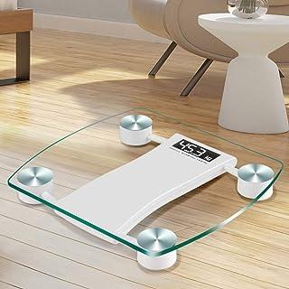 WYBD.Y Báscula de baño de Peso electrónico Báscula de baño Inteligente de Gran tamaño Báscula de Piso Báscula de Peso Corporal Digital de Peso Sensor de Alta precisión Peso