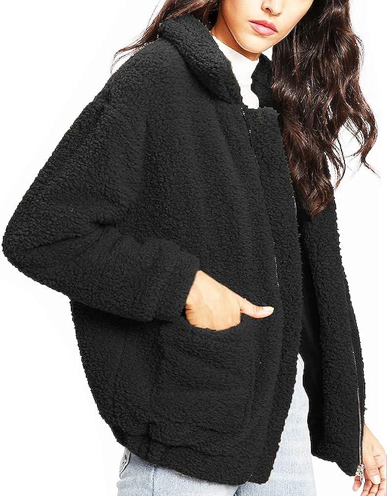 Aofur Womens Sweatshirt Lightweight Jacket Long Zipper Fa Sleeve Super sale period limited Fashionable