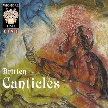 Britten: The Five Canticles - Wigmore Hall Live