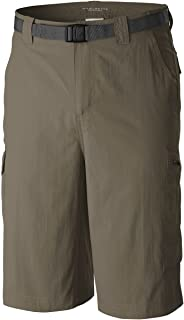 Columbia Men's Silver Ridge Cargo Short, Sage, 30 x 10