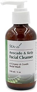 Sea-El Avocado & Kelp Cleanser, 4 Ounces