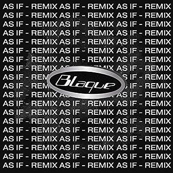 As If (Remix)