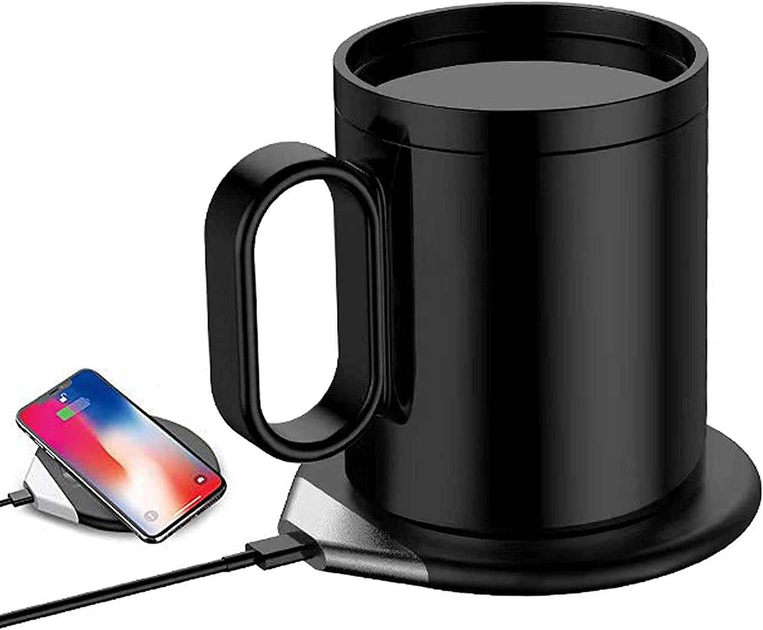 Mug Warmer Wireless Charger Discount is also Max 64% OFF underway Pad Charging Coffee