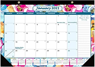 ligerhousty 壁掛けカレンダー、2021壁掛け年次カレンダー日次月次プランナースケジュール年次アジェンダ