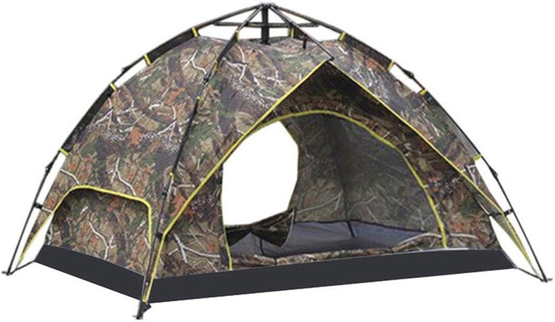 JM- Zelt im Freien, Lagerzelt 3-4 Personen Personen Personen Familienzelt Wasserdichtes Zelt für Rucksäcke, ideal für die Jagd im Freien B07NSTSG4Z  Spezielle Funktion 4e088f