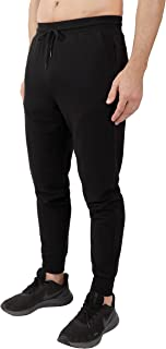 90 Degree By Reflex Men's Slim Fit Jogger Pant with Back Yoke