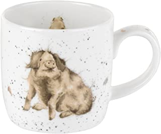Wrendale Designs Mug - Truffles And Trotters - Country Set Collection