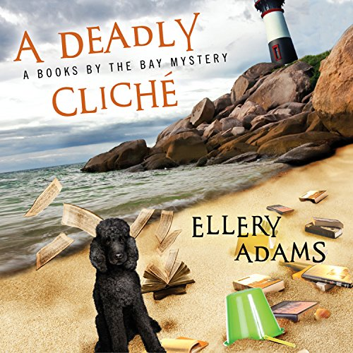 A Deadly Cliché audiobook cover art