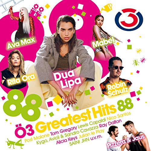 Ö3 Greatest Hits Vol. 88 [Explicit]
