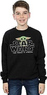 Star Wars Niños The Mandalorian The Child Strong Camisa De Entrenamiento