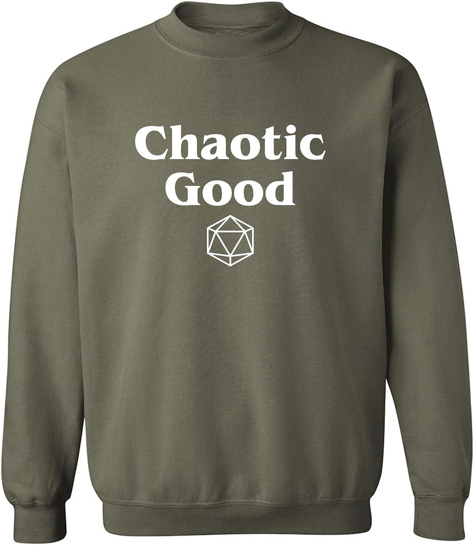 zerogravitee Chaotic Good Crewneck Sweatshirt