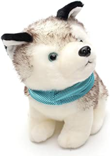 Blue Dog Cooling Scarf Pet Neck Bandana for Walks Sports Mountain Climbing Instant Cooling, Only Scarf