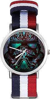 Star Mandalorian Wars reloj de ocio para adultos, moderno, hermoso y personalizado aleación Shell casual reloj deportivo p...